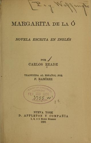 Margarita de la Ó.