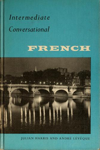 Download Intermediate conversational French