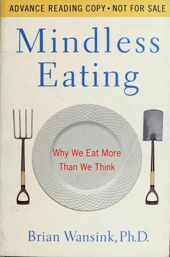 Download Mindless eating
