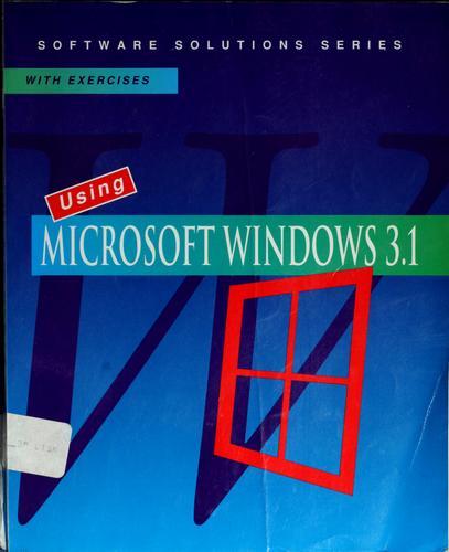Download Using Microsoft Windows 3.1