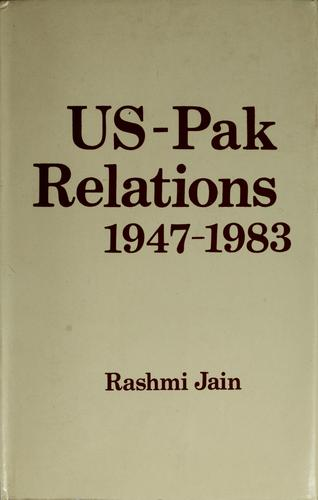 US-Pak relations, 1947-1983