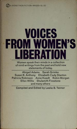 Voices from women's liberation