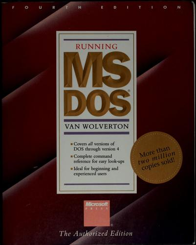 Running MS DOS