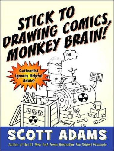 Download Stick to Drawing Comics, Monkey Brain!