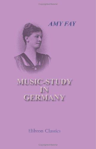 Download Music-Study in Germany