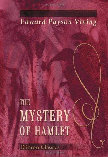 Download The Mystery of Hamlet