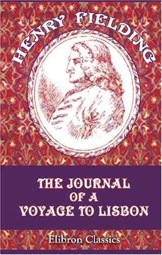 Download The Journal of a Voyage to Lisbon