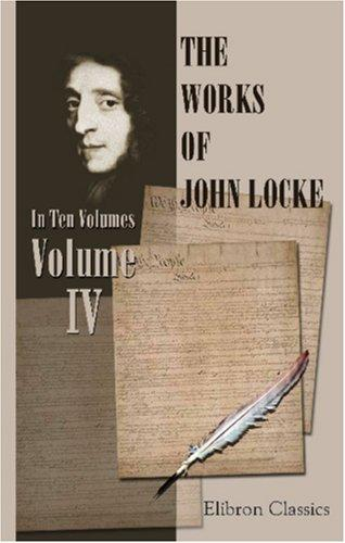Download The Works of John Locke