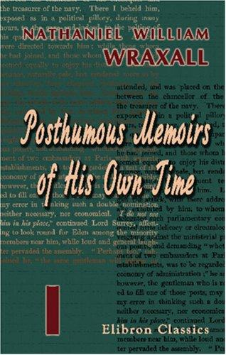 Download Posthumous Memoirs of His Own Time