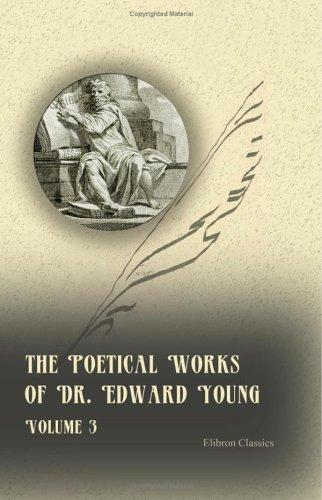 The Poetical Works of Dr. Edward Young