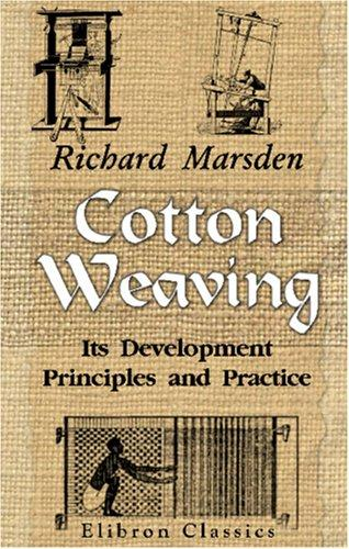 Download Cotton Weaving