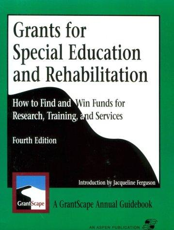 Download Grants for Special Education and Rehabilitation
