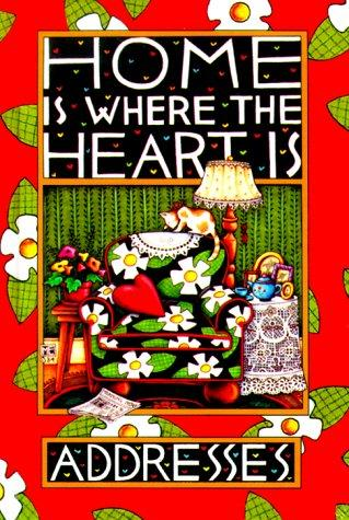Address Book-Home is Where the Heart is by Mary Engelbreit