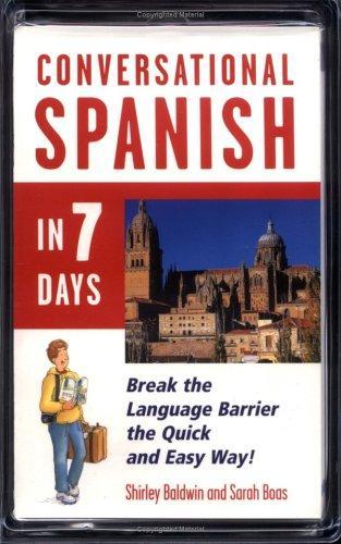 Download Conversational Spanish in 7 Days