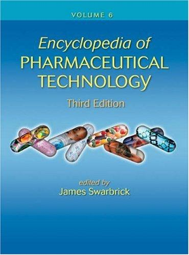 Download Encyclopedia of Pharmaceutical Technology