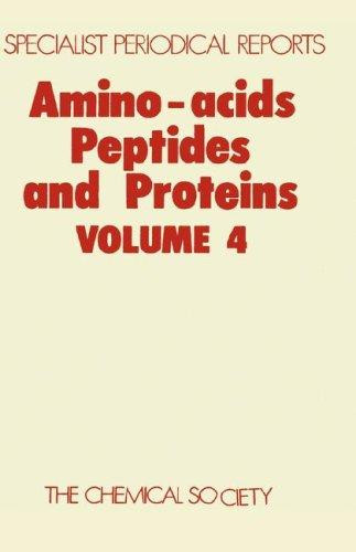 Download Amino Acids, Peptides and Proteins (Specialist Periodical Reports)