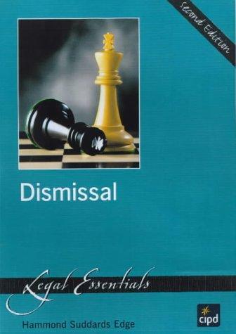 Download Dismissal (Legal Essentials)