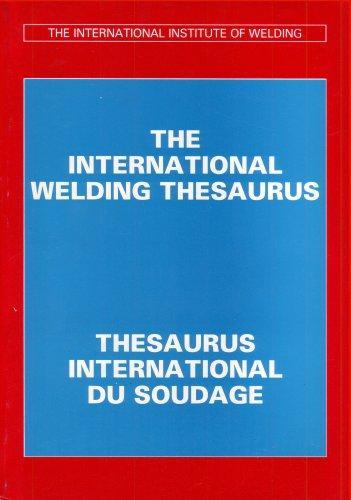 International Welding Thesaurus