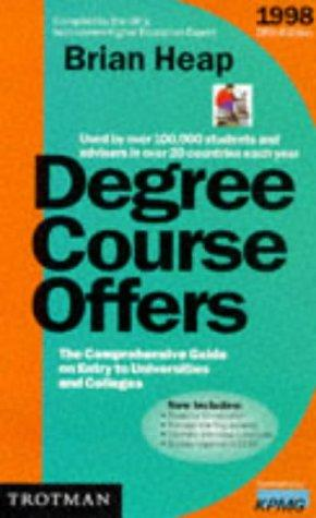 The Complete Degree Course Offers