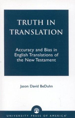 Download Truth in Translation