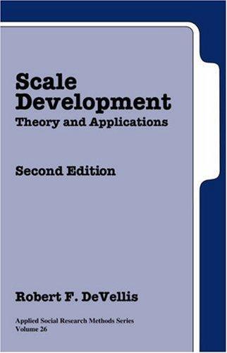 Download Scale Development