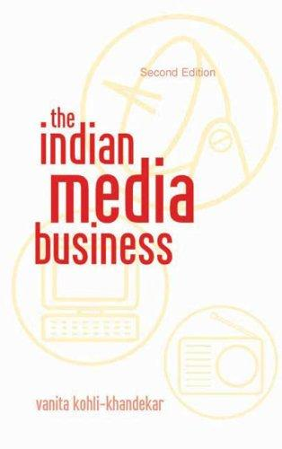 Download The Indian Media Business (Response Books)