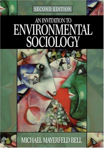 Download An invitation to environmental sociology