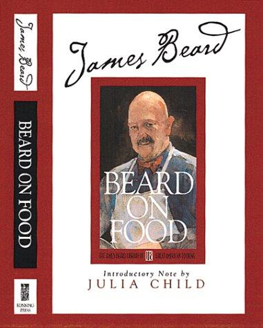 Beard on food