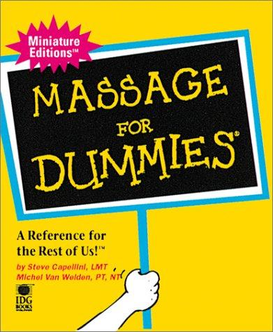 Download Massage for Dummies