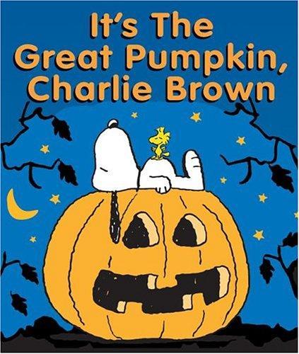 It's The Great Pumpkin Charlie Brown (Miniature Edition) (Peanuts (Running Pr...