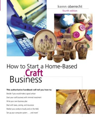 Download How to start a home-based craft business