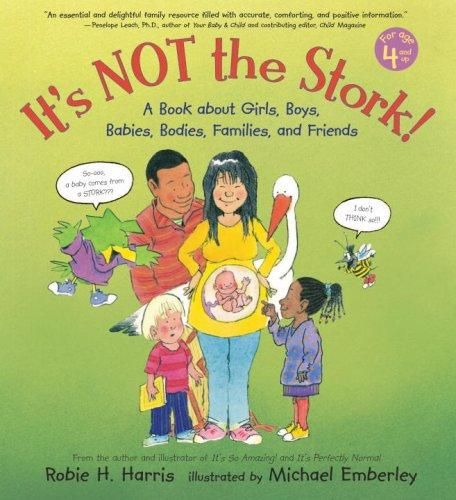 Download It's not the stork!