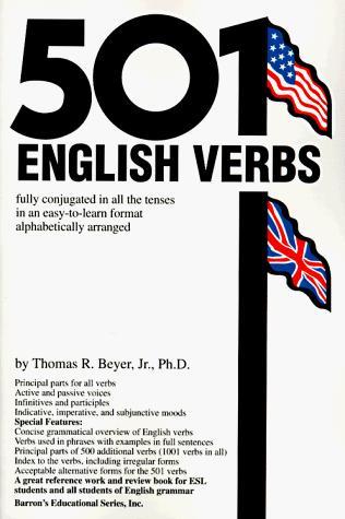 Download 501 English verbs