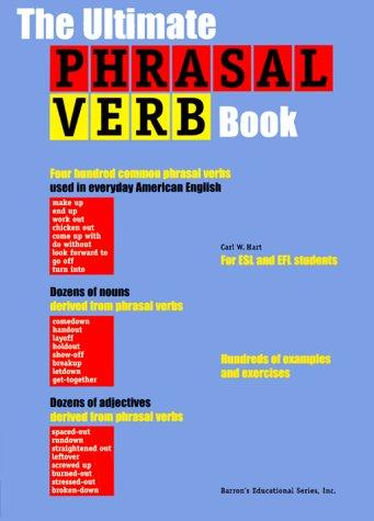 Download The ultimate phrasal verb book