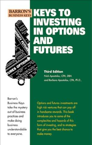 Download Keys to investing in options and futures