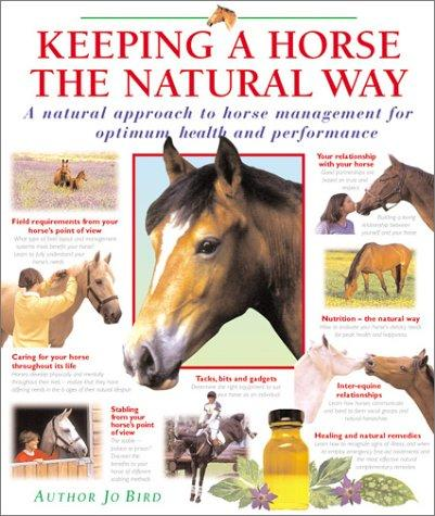 Keeping a Horse the Natural Way