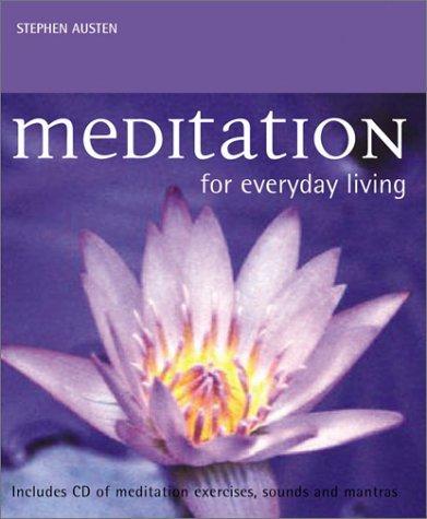 Download Meditation for Everyday Living