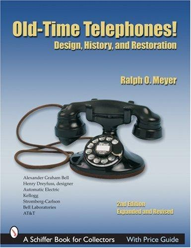 Download Old-time Telephones!