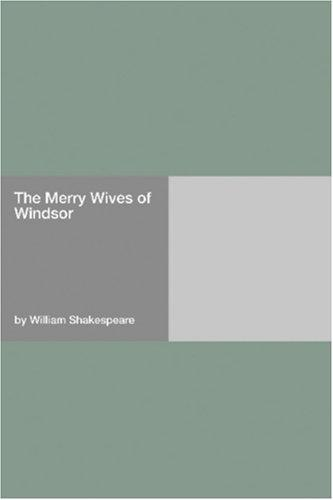 Download The Merry Wives of Windsor