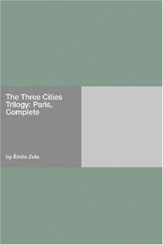 Download The Three Cities Trilogy