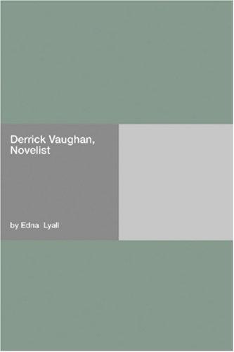 Derrick Vaughan, Novelist