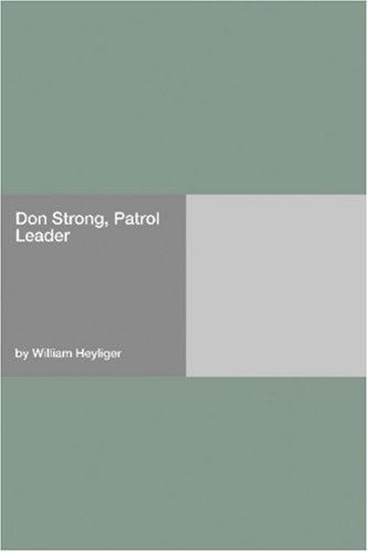 Don Strong, Patrol Leader