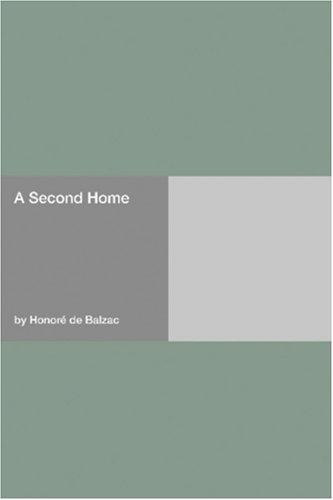Download A Second Home