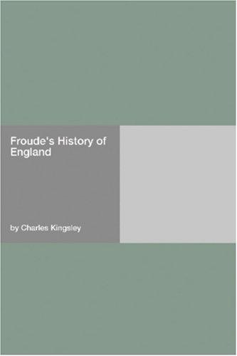 Froude's History of England