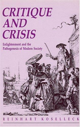 Download Critique and crisis