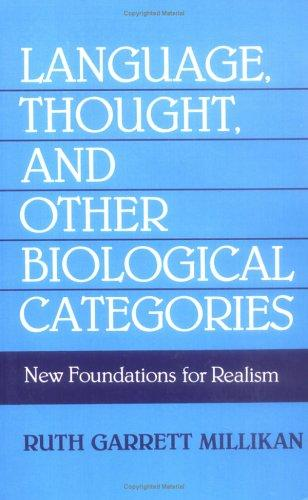 Download Language, Thought, and Other Biological Categories