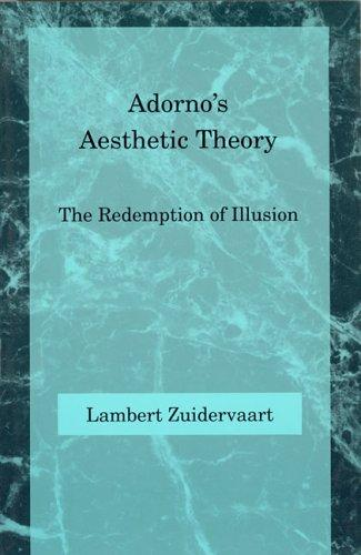 Download Adorno's Aesthetic Theory