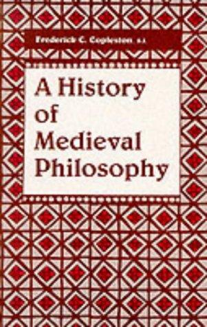 Download A history of medieval philosophy
