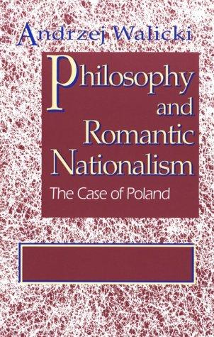 Download Philosophy and romantic nationalism