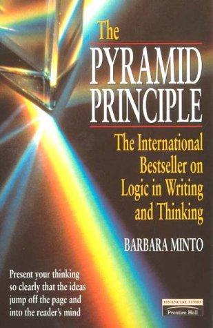 Download The Pyramid Principle